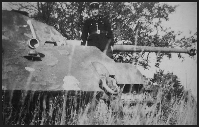 1- La Panzer Kompanie 316 (1/Panzer Abteilung 302)- France 1944 12-7