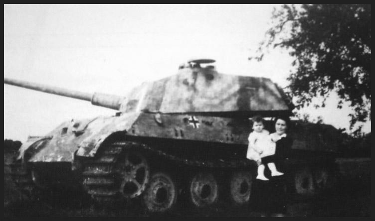1- La Panzer Kompanie 316 (1/Panzer Abteilung 302)- France 1944 13-7