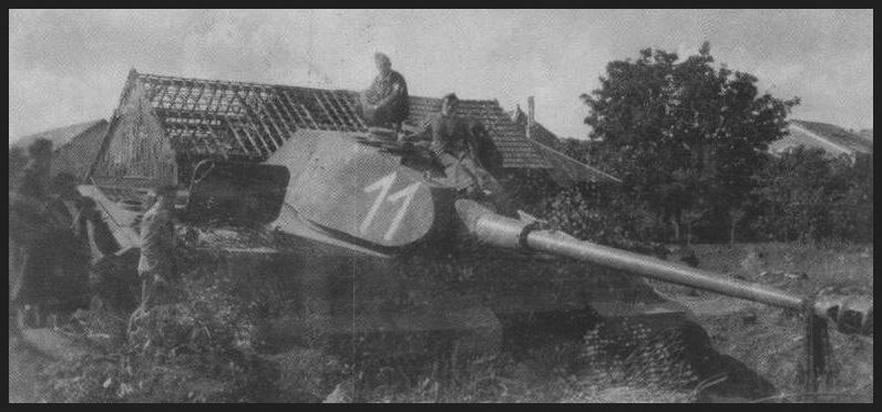 1- La Panzer Kompanie 316 (1/Panzer Abteilung 302)- France 1944 File-1