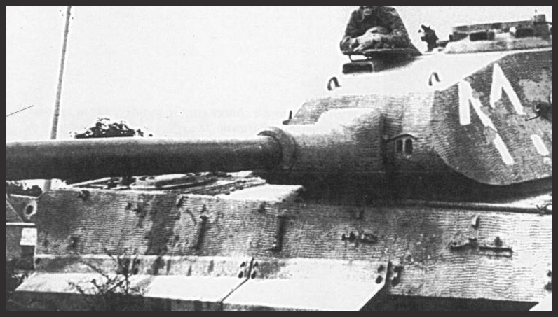1- La Panzer Kompanie 316 (1/Panzer Abteilung 302)- France 1944 File-4