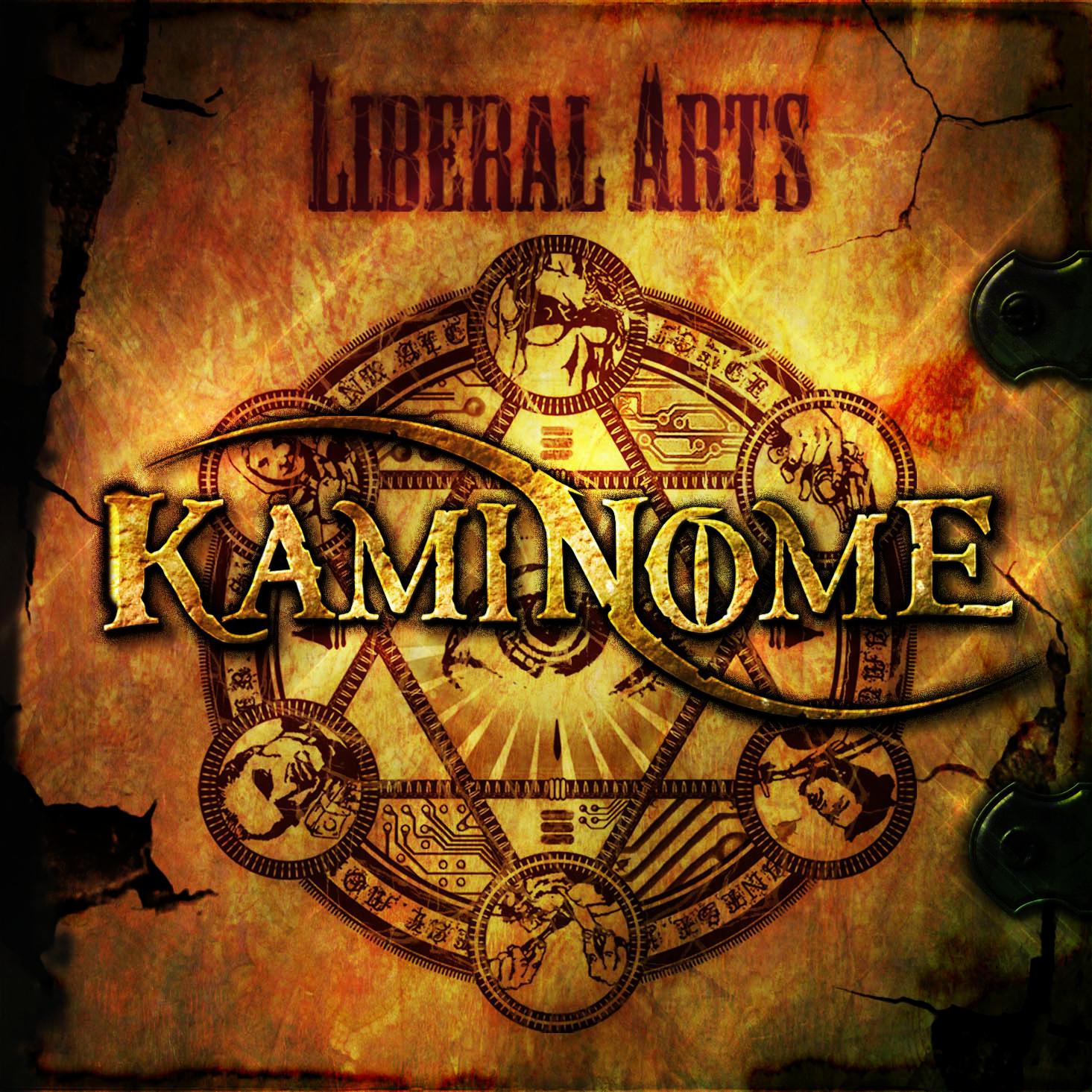 [J-Rock] Liberal Arts  KAMINOME_JACKET
