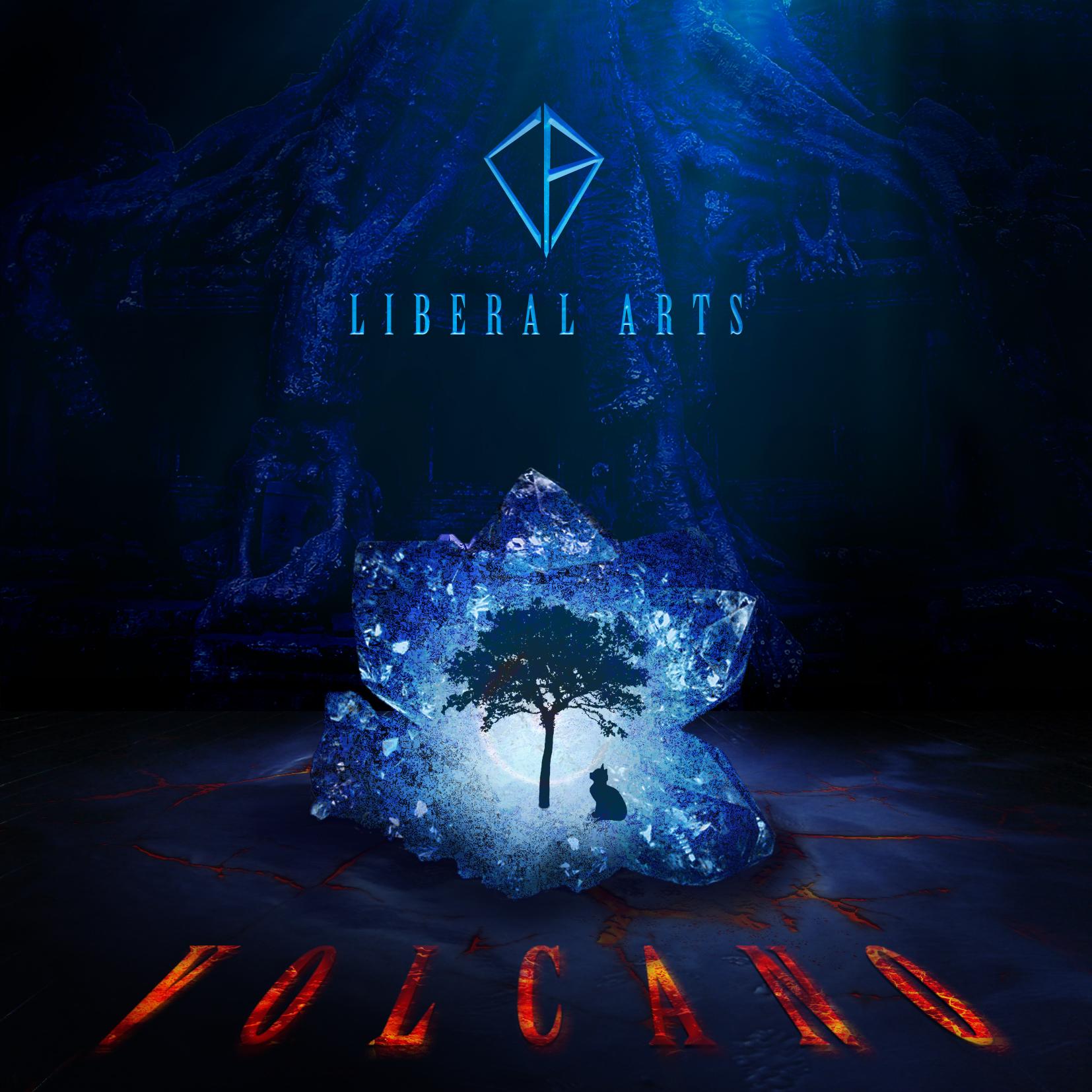 [J-Rock] Liberal Arts  VOLCANO_JAKET