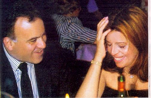 Christina y Athina Onassis Horche