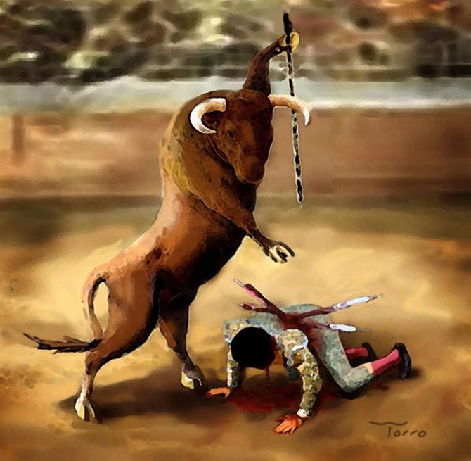 ZHIVOTNI I LUGJE Satirical-animal-rights-illustrations-parallel-universe-37-571a2531e1b7f__700-670x655