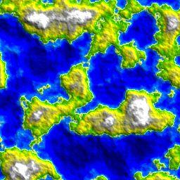 Perlin Noise Terrain Generation Newheightmap