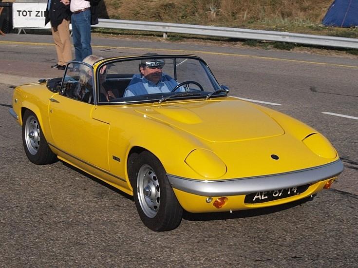 Lotus Elan 1963 1701