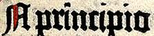 [Historia] ¿Por qué la i y la j llevan punto encima? 1836