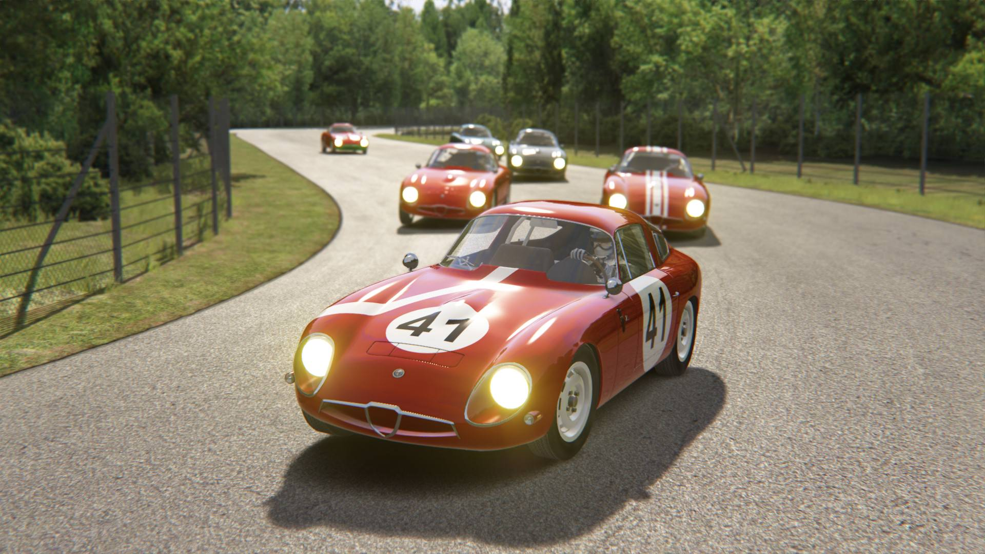 Alfa Romeo Giulia TZ -63 - looking for modder! Tz3