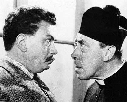 Peppone et Don Camillo, Urbi et Orbi  Peppone