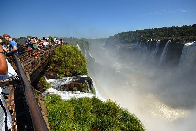 Водопад Игуасу и Глотка Дьявола 24_1