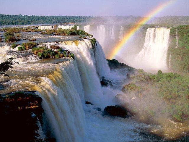 Водопад Игуасу и Глотка Дьявола Argentina_3
