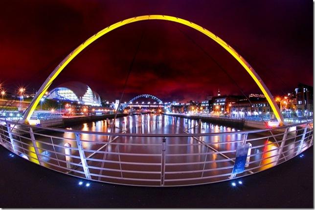 Самые большие и красивые мосты мира Millennium1_3