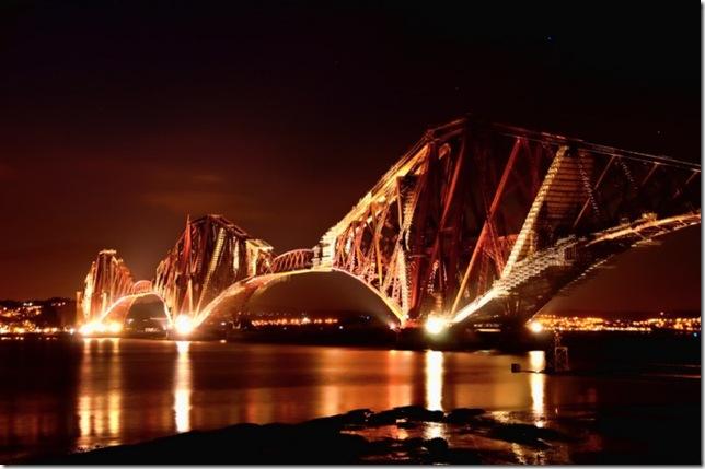 Самые большие и красивые мосты мира Forth_rail_bridge_3