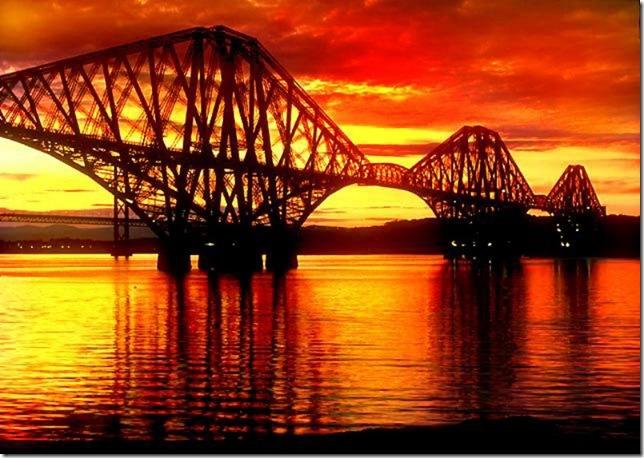 Самые большие и красивые мосты мира Forthbridge_3-0