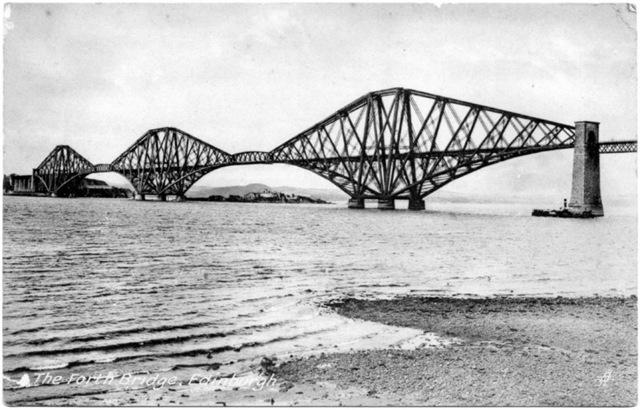 Самые большие и красивые мосты мира Forthbridge_3