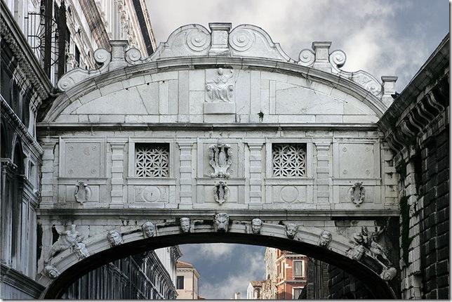 Самые большие и красивые мосты мира BridgeofSighs_3