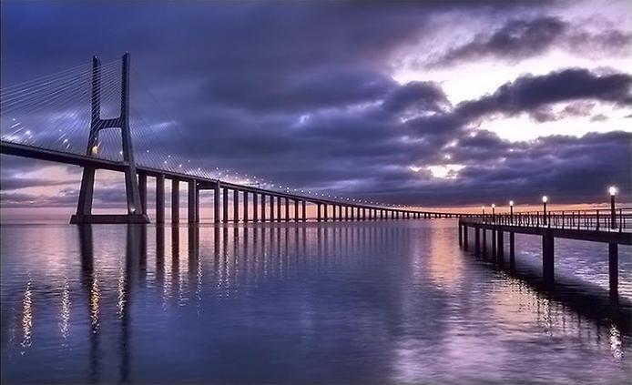 Самые большие и красивые мосты мира 13