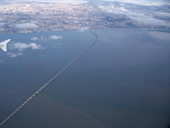 Самые большие и красивые мосты мира Aerial