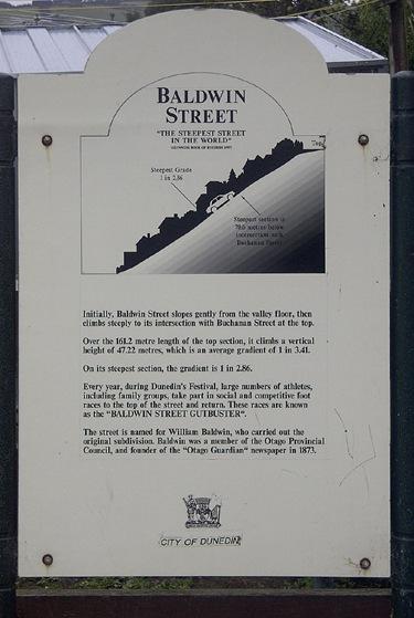 Болдуин стрит. Самая крутая улица в мире 7