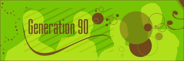 Génération 90'