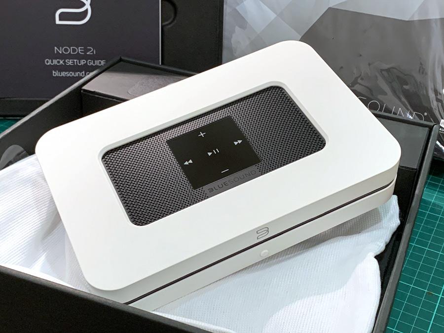 [SOLD] Bluesound - Node 2i - Hi-Res Music Streamer Wnode2i_01