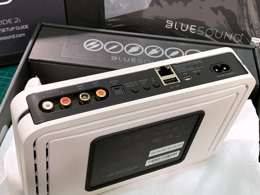 [SOLD] Bluesound - Node 2i - Hi-Res Music Streamer Wnode2i_04