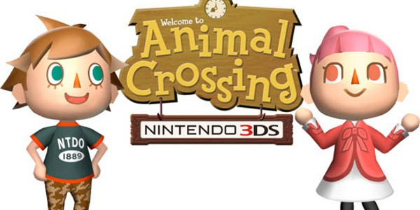 New-Animal Crossing 3DS