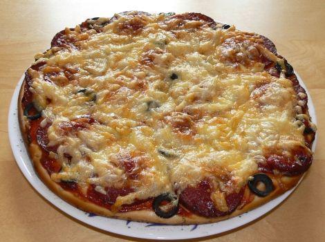 Удачные рецепты - Страница 4 Pizzawithsausage