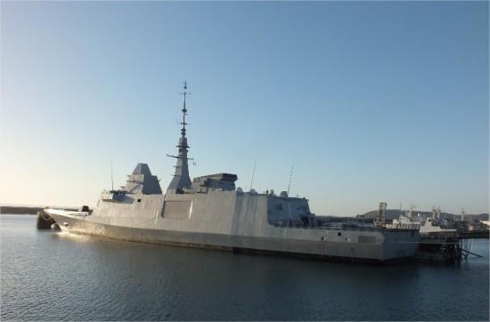 FREMM Marocaine / Royal Moroccan Navy FREMM Frigate - Page 42 3971844719
