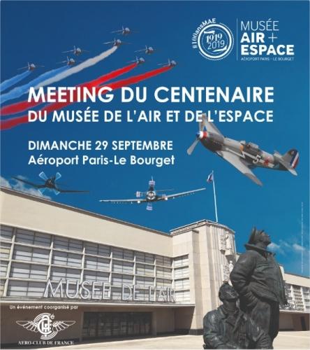 100 ans du musée de l'air et de l'espace . 2717316594