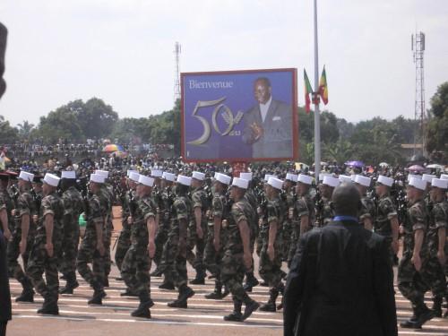 RCA: la Légion défile, l'armée se défile 990966453