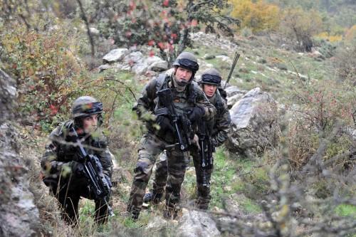 Richelieu validé: le 2e Rima prêt pour l'Afghanistan 557746808