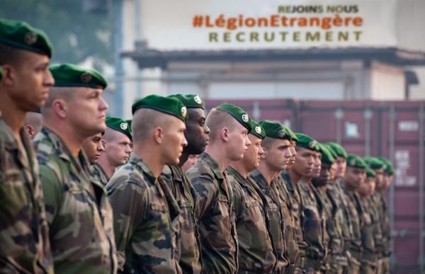Recrutement  Légion Etrangère 2021 4130580675