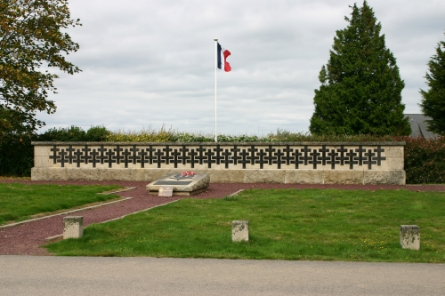 4 et 5 juin: l'action des SAS français commémorée à Plumelec (56) 2087294089