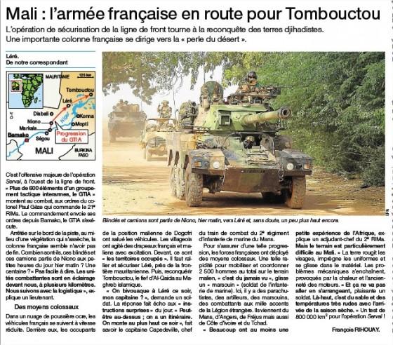 L'intervention militaire française au Mali vise-t-elle à assurer les intérêts d'Areva ? - Page 2 202153609