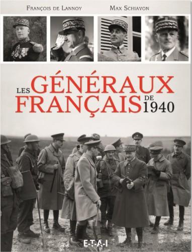 Une galerie de déchus: les généraux de l'armée de terre française de 1940 206162888