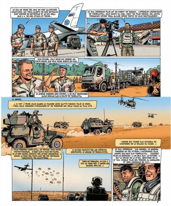 """""""Opération Serval. Mali 2013"""": la souscription est lancée 839587545"""