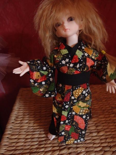 Commissions couture ----> Boutique Lilli Bellule <---- Ninja-kimono1