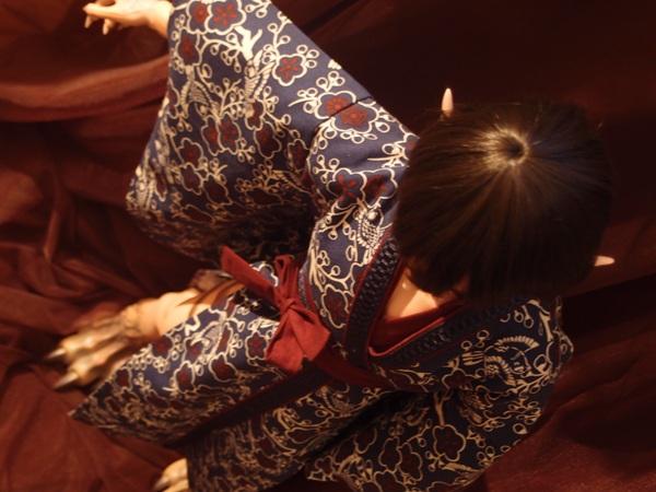 [Migidoll] Inspecteur Ianto - p4 Ninja-kimono9