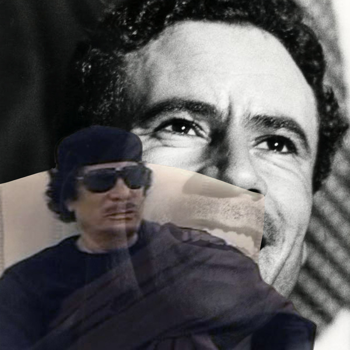 .سجل حضورك ... بصورة تعز عليك ... للبطل الشهيد القائد معمر القذافي - صفحة 13 Gaddafilookingatthefuturewith