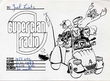 eQSL de radio super clan/surfradio Qsl_superclan_radio