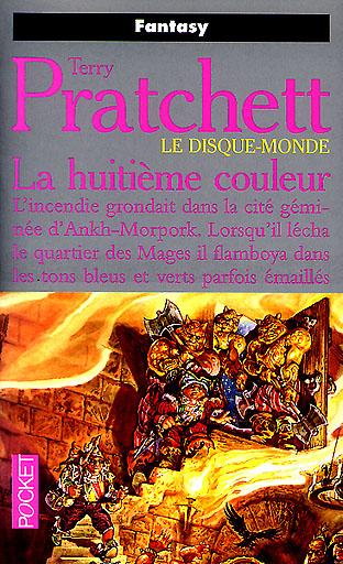 [Terry Pratchett] Les annales du disque-monde Tome 1 : La huitième couleur C14z5kr2