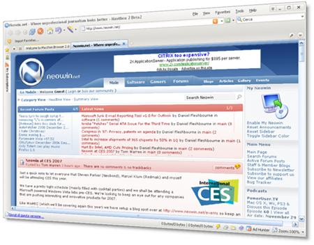 لمتصفح السريع و الخفيف Maxthon Browser فى اخر اصداراته بتحميل مباشر و على اكثر من سيرفر مباشر Maxthon-browser