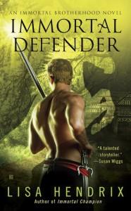 Les guerriers maudits - Tome 4 : Immortal Defender de Lisa Hendrix Prelim-ImmDef-cover-sm-for-web-186x300