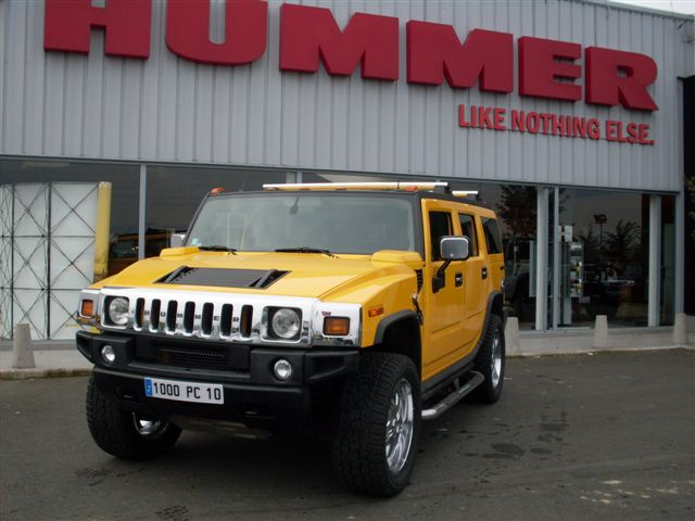mon second hummer  Sdc10084