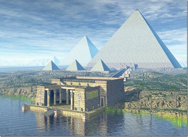 Discernment Exercise   7 Images From History That Most Have Pictured Incorrectly  Great-Pyramid-of-Giza-e1353553466356