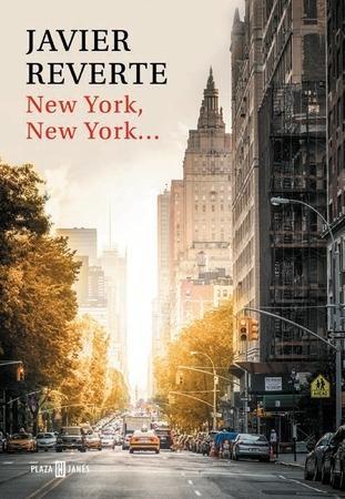 El universo de la lectura - Página 9 New-York-New-York-Javier-Reverte