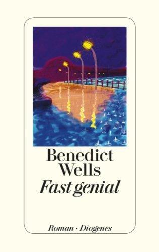 Benedict Wells - Fast genial 41gvoqxajal-_sl500_1