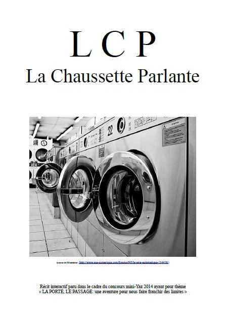 LCP - La Chaussette Parlante Sans_titre