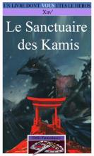 Chroniques de Titan / 17 - Le Sanctuaire des Kamis Kamis_0